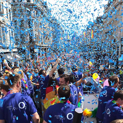 Pride Festival.