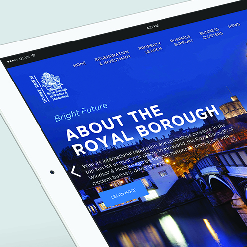 The Royal Borough.