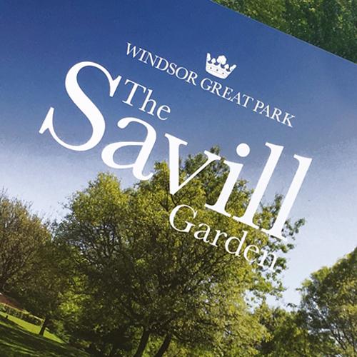 Savill Garden Groups.
